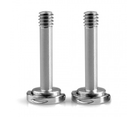 """SMALLRIG 1/4"""" Screw with D-Ring (2db)"""