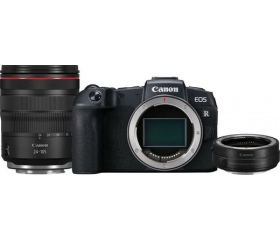 Canon EOS RP + RF 24-105mm + EF-EOS R adapter kit