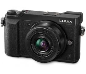 Panasonic DMC-GX80K + 12-32mm / F3.5-F5.6 fekete
