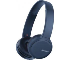 Sony WHCH510L Bluetooth Kék Fejhallgató
