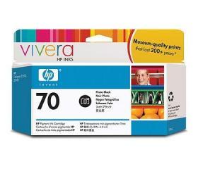 HP 70 130 ml-es fekete fotó