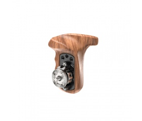 SMALLRIG Right Side Wooden Grip with Arri Rosette