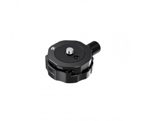 SMALLRIG Tripod Head Quick Switch Clamp with Plate