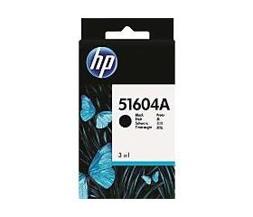 HP 51604A Fekete