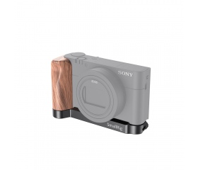 SMALLRIG L-Shaped Wooden Grip for Sony RX100 III/I