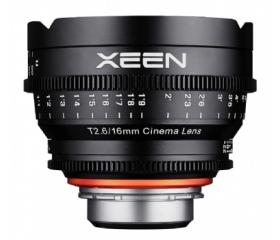 XEEN 16mm T2.6 Cine Lens (Micro 4/3)
