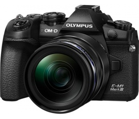 Olympus E-M1 Mark III 12‑40mm F2.8 PRO kit