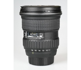 Használt Tokina 11-16mm f/2.8 IF DX (NIKON) sn.:82