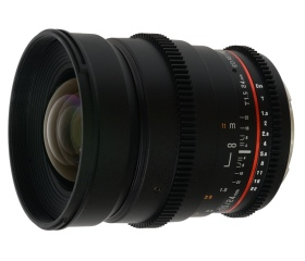 Samyang 24mm T1.5 VDSLR ED AS IF UMC II (Canon)