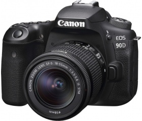 CANON EOS 90D + EF-S 18-55mm f/3.5-5.6 IS STM kit