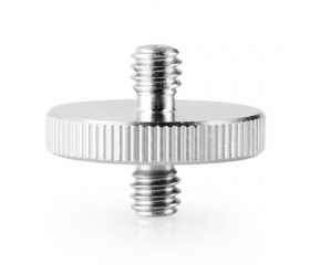 """SMALLRIG BIG Double Head Stud with 1/4"""" to 1/4"""" th"""