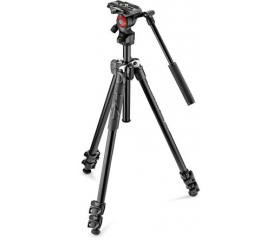 Manfrotto 290 Light befree live fluid videofejjel
