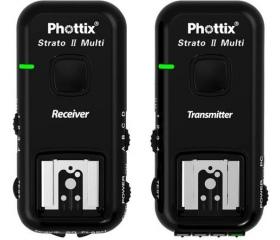 Phottix Strato II Multi 5in1 kioldókészlet Nikon