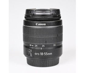 Használt Canon EF-S 18-55mm f/3.5-5.6 III sn:96090