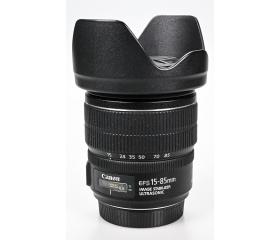 Használt Canon 15-85mm f/3.5-5.6 IS USM sn:2672500