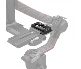 SMALLRIG Arca-Type Quick Release Plate for DJI RS