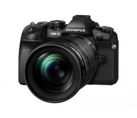 OLYMPUS E-M1II 12-100 IS PRO Kit fekete/fekete