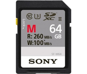Sony SDXC UHS-II 64GB (SF64M)