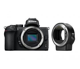 Nikon Z50 váz + FTZ adapter