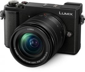 Panasonic Lumix DC-GX9MEG-K fekete + 12-60mm