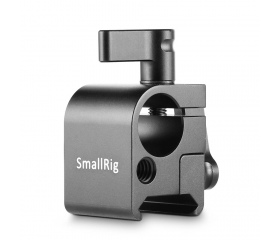 SMALLRIG SWAT Nato Rail with 15mm Rod Clamp (Paral