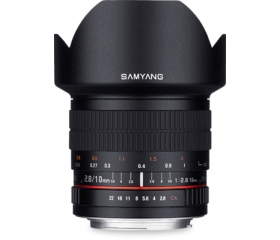 Samyang 10mm / f2.8 ED AS NCS CS (Pentax)