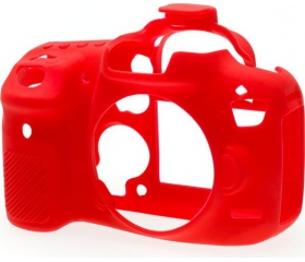 easyCover szilikontok Canon EOS 7D Mark II piros