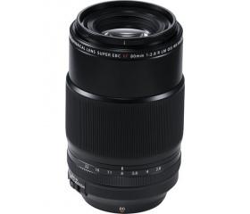 Fujinon XF80mmF2.8 R LM OIS WR Macro fekete
