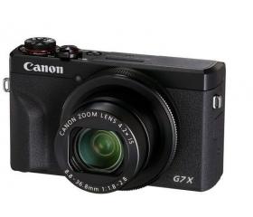 Canon PowerShot G7 X Mark III fekete