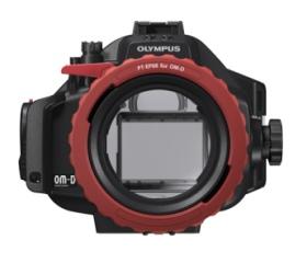 Olympus PT-EP08 búvártok OM-D E-M5-höz