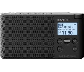 Sony XDR-S41D DAB/DAB+ fekete