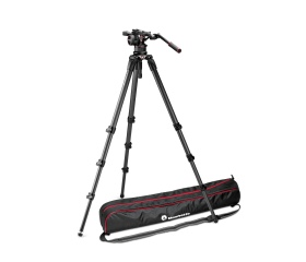 MANFROTTO NITROTECH N12 & 536 SINGLE LEG