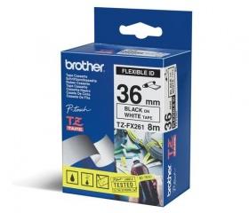 Brother P-touch TZE-FX261 szalagkazetta