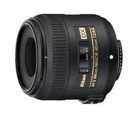 Nikon Micro Nikkor 40mm f/2.8 G AF-S DX