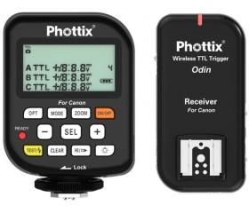 Phottix Odin TTL vaku kioldó Canonhoz