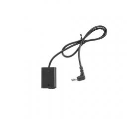 SMALLRIG DC5521 to NP-FW50 Dummy Battery Charging