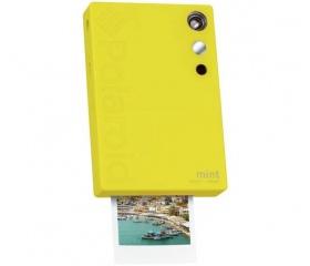 Polaroid Mint kamera + nyomtató sárga
