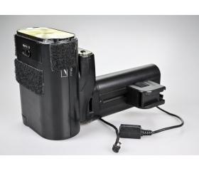 Használt Metz 32 CT-7 vaku SCA 300 adapterrel