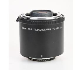 Használt Nikon TC-20E II telekonverter sn: 202944