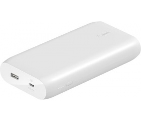 Belkin BOOST↑CHARGE 20K 30W USB-C PD fehér