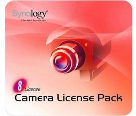 Synology Camera license pack 8 kamerához