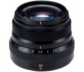 Fujifilm XF35mm F/2 R WR fekete