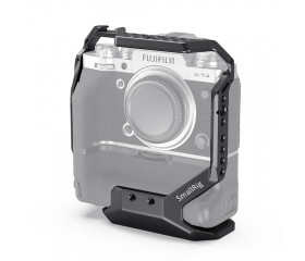 SMALLRIG Cage for FUJIFILM X-T4 with VG-XT4 Vertic