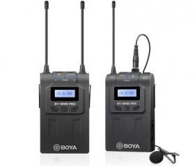 Boya BY-WM8 Pro UHF vezeték nélk. kit 1 jeladóval