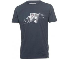 Cooph férfi póló Polygon kék M