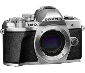 Olympus E-M10 Mark III váz ezüst