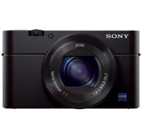 Sony Cyber-shot DSC-RX100 III fekete