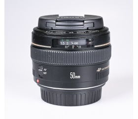 Használt Canon EF 50mm f/1.4 USM sn65484365