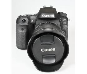 Használt Canon EOS 90D+18-135 IS USM sn:0330510017