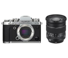 Fujifilm X-T3 Ezüst +16-80mm